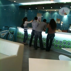 Photo taken at Moyo Frozen Yogurt by Dave A. on 3/2/2012