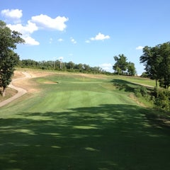 Photo taken at Eagle Knoll Golf Course by Bryce P. on 7/19/2012
