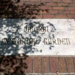 Photo taken at Dalton Memorial Gardens by David on 7/7/2012