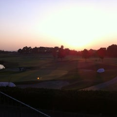 Photo taken at Palazzo Arzaga Hotel Lake Garda - Spa & Golf Club Resort by John P. on 10/17/2011