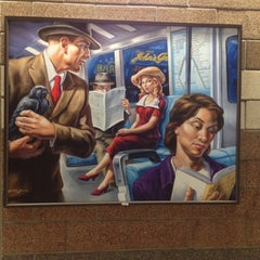 Photo taken at Castro Valley BART Station by Laurie S. on 5/24/2012