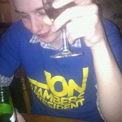 Photo taken at Hallgate Tavern by Jamie B. on 2/27/2012