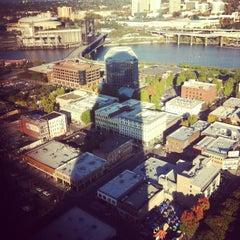 Photo taken at US Bancorp Tower by David W. on 10/25/2011