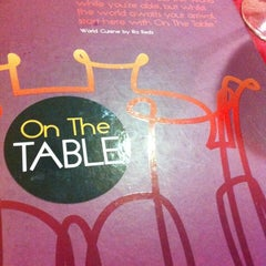 Photo taken at On The Table Restaurant by Ben S. on 5/25/2012
