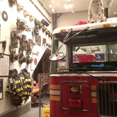 Photo taken at FDNY Fire Zone by Anna V. on 8/16/2012