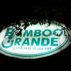 Photo taken at Bamboo Grande by Chris M. on 3/27/2012