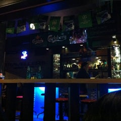 Photo taken at Travellers Bistro & pub by Lim X. on 9/16/2011