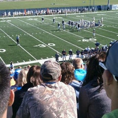 Photo taken at Don and Nona Williams Stadium by Kelsey on 10/1/2011
