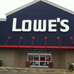 Photo taken at Lowe's Home Improvement by Rocco F. on 12/15/2011