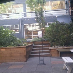 Photo taken at Boat Street Cafe by Yashar S. on 10/19/2011