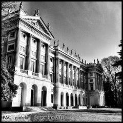 Photo taken at PAC - Padiglione d'Arte Contemporanea by Fabio P. on 12/7/2011