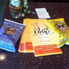 Photo taken at Last Drop Coffee Shop by Darren R. on 6/4/2011