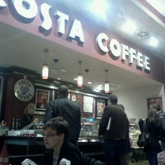 Photo taken at Costa Coffee by Attila B. on 12/29/2011