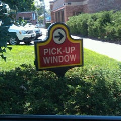 Photo taken at Wendy's by Andrew F. on 9/16/2011