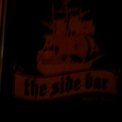 Photo taken at The Side Bar by Bartley W. on 3/17/2012