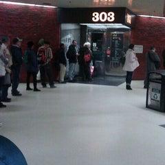 Photo taken at Gate 303 by Richie Z. on 11/11/2011