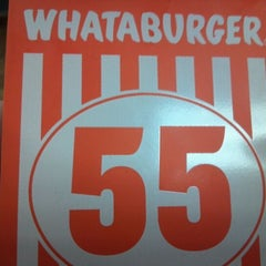Photo taken at Whataburger by Jay J. on 1/20/2012