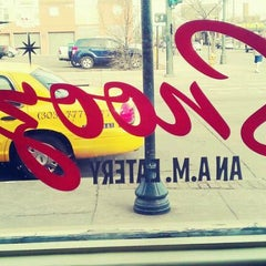 Photo taken at Snooze by Caresse R. on 3/15/2012