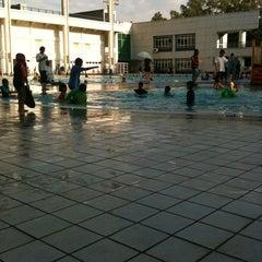 Photo taken at Pusat Akuatik Darul Ehsan (Aquatic Centre) by Laila S. on 2/25/2012
