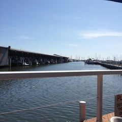 Photo taken at Beach Grill by Jennifer G. on 5/6/2012