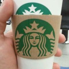 Photo taken at Starbucks by Jasper T. on 8/28/2011