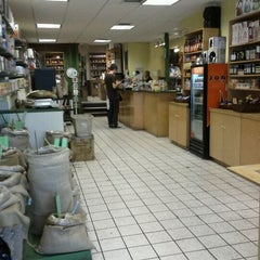 Photo taken at Empire Coffee & Tea by Laurent R. on 8/23/2011