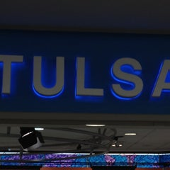Photo taken at Tulsa International Airport (TUL) by Jerry M. on 4/2/2012