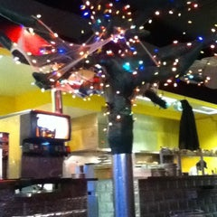 Photo taken at Lupi's Pizza by Michael P. on 10/16/2011
