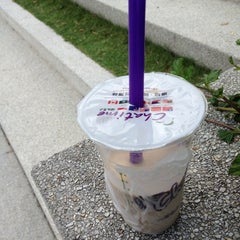 Photo taken at Chatime by Aytch on 9/1/2012