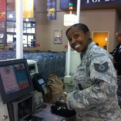 Photo taken at Tinker Air Force Base by Cynthia N. on 3/16/2012