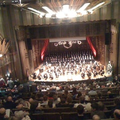Photo taken at Martin Woldson Theater at The Fox by Jack S. on 1/1/2012