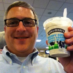 Photo taken at Ben & Jerry's by Glen R. on 7/20/2011