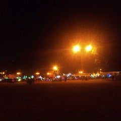 Photo taken at Alun - Alun Kidul by Taufiq Ismail on 8/23/2012