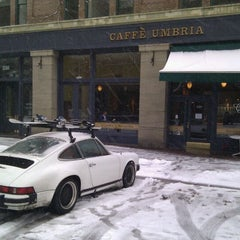 Photo taken at Caffè Umbria by Andy S. on 1/18/2012