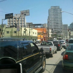 Photo taken at Avenida Santo Amaro by Joice A. on 2/3/2012