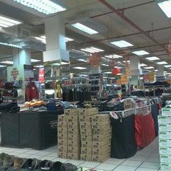 Photo taken at Servay Hypermarket by Joycie K. on 1/18/2012