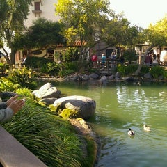 Photo taken at Seaport Village by Valerie S. on 12/31/2011