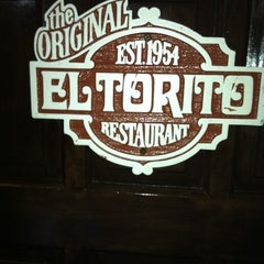 Photo taken at El Torito by David C. on 8/27/2011