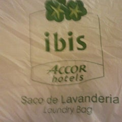 Photo taken at Ibis by Fabio T. on 2/15/2012