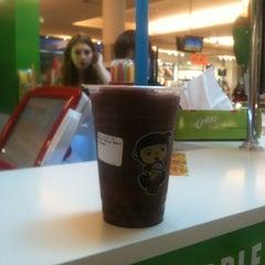 Photo taken at Tea One - Bubble Tea by Tereza P. on 4/23/2012