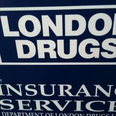 Photo taken at London Drugs by Chris H. on 4/25/2012