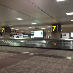 Photo taken at Baggage Claim 7 by Sarah E. on 6/17/2012