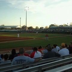 Photo taken at Nelson W. Wolff Municipal Stadium by Cheri G. on 9/15/2011