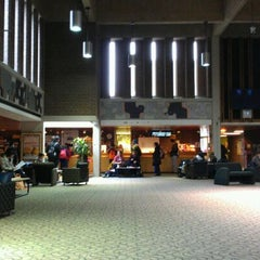 Photo taken at Student Life Centre (SLC) by Jonathan M. on 1/26/2012