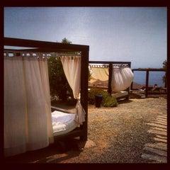 Photo taken at Sheraton Salobre Golf Resort & Spa by Juan Carlos G. on 8/29/2012