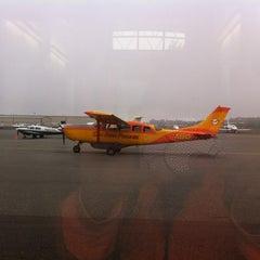 Photo taken at Bellingham International Airport (BLI) by Cocojor H. on 7/14/2012