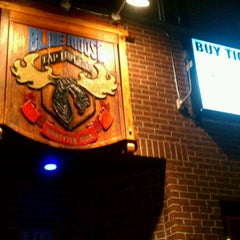 Photo taken at Blue Moose Tap House by Holly W. on 11/18/2011
