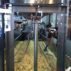 Photo taken at Beecher's Handmade Cheese by stephen C. on 10/6/2011