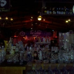 Photo taken at The Lodge at Four Lakes Bar & Grill by Chris S. on 9/30/2011