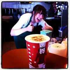 Photo taken at Starbucks by Chris M. on 11/2/2011